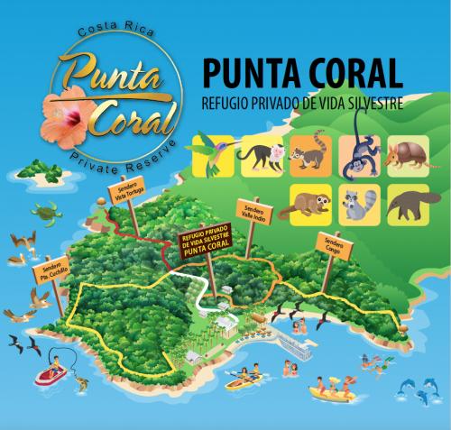 Mapa PuntaCoral